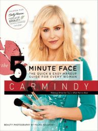 Carmindy, the makeup artist on TLC's popular show What Not to Wear, believes that the secret to a great look is to enhance your best natural features with sheer washes of color, not to hide under layers of artificial-looking makeup. In The 5-Minute Face—now with an all-new updated Shopping Guide—Carmindy shares her positive beauty philosophy. She offers a practical, easy, fast, and mistake-proof makeup routine that works for all ages and skin types.