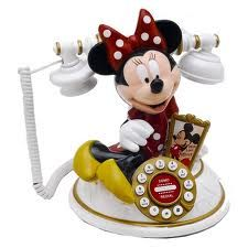 Minni Mouse Phone! Fer Realz?! This is what I want. (Usually I put the link, however this is no longer available. So if you see it please let me know!!!!)