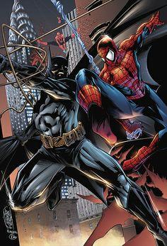 batman and spiderman - Google Search