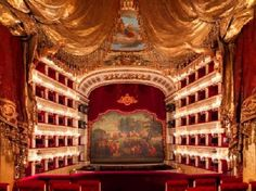 Teatro di San Carlo: Naples Opera House  What a treat this was!