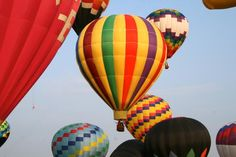 The Perfect Family Weekend Event-A Hot Air Balloon Festival!