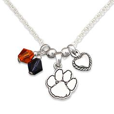 GREAT DEALS ON SALE & CLEARANCE ITEMS! Silver Tone Necklace Featuring Team Color Beads, Heart an... https://www.amazon.com/dp/B01I0V9O0M/ref=cm_sw_r_pi_dp_x_PCHMybBVJX08P