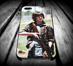 Carl Grimes The Walking Dead for iPhone 4/4s/5/5s/5c/6/6 Plus Case, Samsung Galaxy S3/S4/S5/Note 3/4 Case, iPod 4/5 Case, HtC One M7 M8 and Nexus Case **