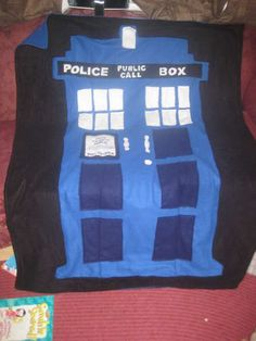 neat. the doctor who quilt I'm working on is not like this, but I will be adding a TARDIS like image to mine.