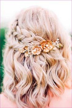 Short hair ideas 28 #weddinghairstyles