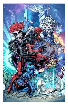Image Comics Characters, Comic Book Characters, Comic Character, Comic Books Art, Dc Comics Superheroes, Marvel Dc Comics, Anime Comics, Brett Booth, Valiant Comics