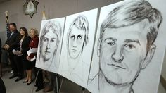 A DNA match led to the arrest of a former police officer in one of the most baffling and sadistic crime sprees of the and — a string of at least 12 slayings and 45 rapes in California by an attacker dubbed the Golden State Killer, police said Wednesday. Golden State, Cold Case, California, Serial Killers, 40 Years, Law Enforcement, Police Officer, Joseph, Dna