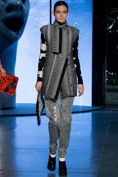 Kenzo - Fall 2014 Ready-to-Wear
