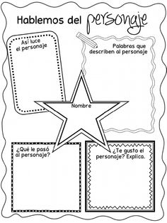 Grab this 34 page FREE packet to use when teaching story elements (character, setting, problem and solution) in your classroom. Many of the worksheets/graphic organizers can be used for any text. Reading Resources, Reading Strategies, Reading Activities, Reading Skills, Reading Comprehension, Comprehension Strategies, Guided Reading, Teaching Writing, Student Teaching