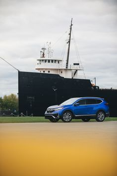 Drive boldly toward new rhythms and new discoveries in your Honda CR-V. Cr V, Honda Cr, Discovery