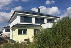 Fertighäuser können auch toll aussehen! Passivhaus im Zero:e Park in Hannover.