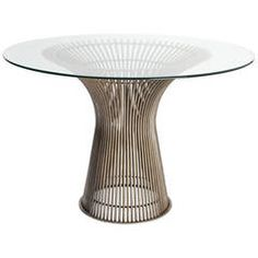 Dining Table by Warren Platner Edited by Knoll, 1966