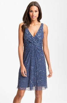Patra Sequin Mesh Dress available at #Nordstrom
