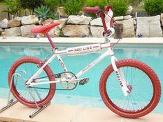 Fox Racing Logo, Bmx Racing, Bmx Bandits, Vintage Bmx Bikes, Bmx Frames, Bmx Cruiser, Bmx Freestyle, Bmx Bicycle, Redline