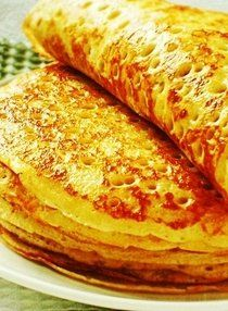 Самое вкусное тесто для блинчиков Crepes, Diet And Nutrition, Food To Make, Food Porn, Food And Drink, Cooking Recipes, Breakfast, Ethnic Recipes, Deserts