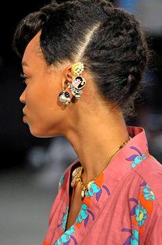 braids & parts #hair
