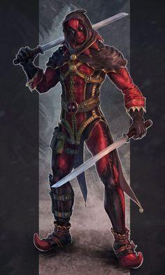 28 Super Herois e vilões que ficariam muito melhores na época medieval - Fatos Desconhecidos