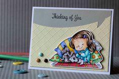 Kinda Cute Cards: For dog lovers...again