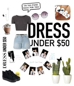"""""""Untitled #37"""" by rosy-alvarado ❤ liked on Polyvore featuring LE3NO, Monki, Topshop and Glamorous"""