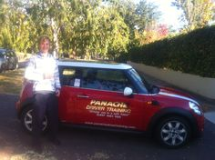 Would like to say congrats to Tim for passing his comp 22 in the Mini cooper good work see you on the defensive course:) www.panachedrivertraining.com
