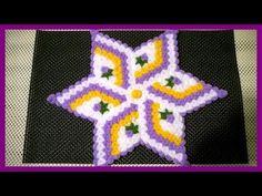 Çarkıfelek Yıldız Lifi Anlatımlı Yapılışı HD - YouTube