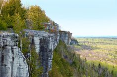 Canadian Roadstories Manitoulin Island cup and saucer trail