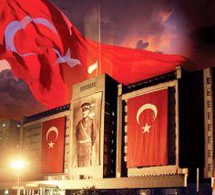 Atatürk Established Turkey  Republic Big Leader