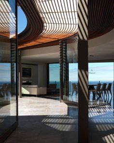 Sydney's Palm Beach House by Shahe Simonian.