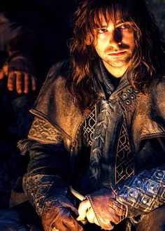 Kili, the loveliest dwarf in all the land.
