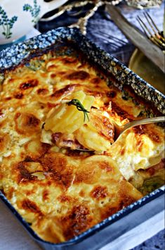 Potato Dishes, Potato Recipes, Vegetable Recipes, Hungarian Recipes, Italian Recipes, Cooking Recipes, Healthy Recipes, Recipes From Heaven, Light Recipes