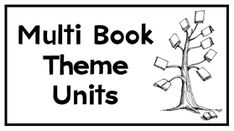 Multi-book Theme Units  Lesson plans anchored in literature and organized around themes.  Free!