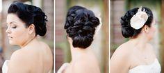 pin up wedding hair - Google Search