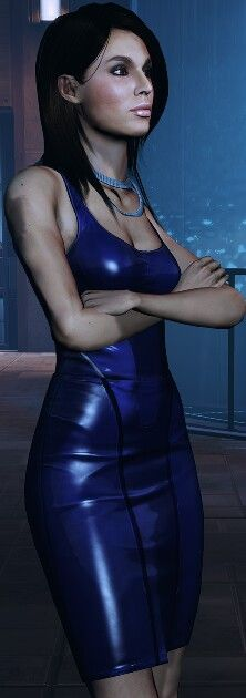 Ashley Williams #MassEffect