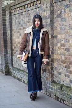 5 Pairs Of Jeans You Need This Spring  #refinery29  http://www.refinery29.com/spring-denim-trends