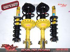 JDM Subaru Legacy GT 04-08 BP5 Bilstein Suspensions.  Find this item only on our website: https://www.jdmracingmotors.com/engine_details/2031  Tags: #jdm #jdmracingmotors #bilstein #coilovers #shocks #struts #suspensions #legacy #subaru #legactgt #BP5 #BL5