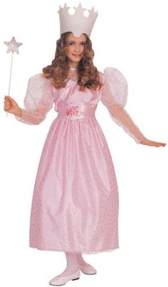 Wiz of Oz Glinda Child Costume (Large) Reviews - http://www.halloween.quick-reviews.com/5902/wiz-of-oz-glinda-child-costume-large-reviews.html
