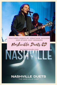 If you love CMT Nashville starting Connie Briton and Jonathan Jackson you have to pick up a copy of the new Nashville Duets CD featuring the Nashville cast.