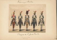 Dragoni Guardia Reale