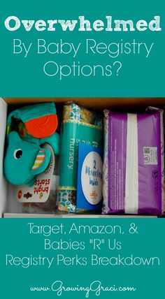 Baby Registry Perks & Why You May Want More Than One