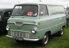 The Ford Thames 400E