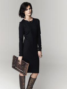 Domina dress - Malene Birger