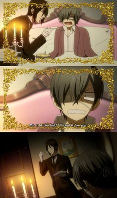 Ciel makes some of the best faces
