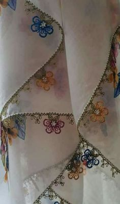 Would be nice for a summer shawl, wrap, scarf.......