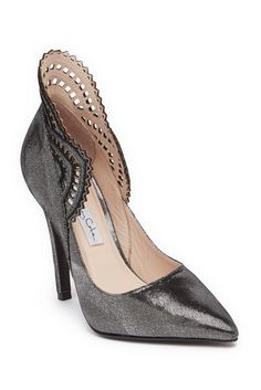 Ashley Cole Anita Lasercut Stiletto Heel
