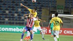 Blog Esportivo do Suíço:  Brasil vacila, leva dois em 5 minutos e cede empate ao Paraguai no sub-17