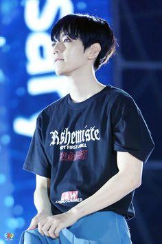 Baekhyun - 160604 2016 Dream Concert Credit: EXOYeah. (2016 드림콘서트)