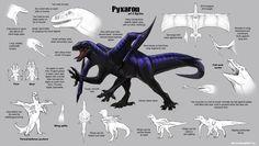 Pyxaron refsheet by rah-bop on DeviantArt