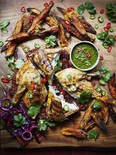 Piri Piri Chicken | Chicken Recipes | Jamie Oliver