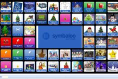 SIMBALOO DE NADAL:  http://www.symbaloo.com/mix/recursosnadal?searched=true