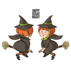 Art Impressions WITCH SPINNERS Cling Rubber Stamps 4679 at Simon Says STAMP!
